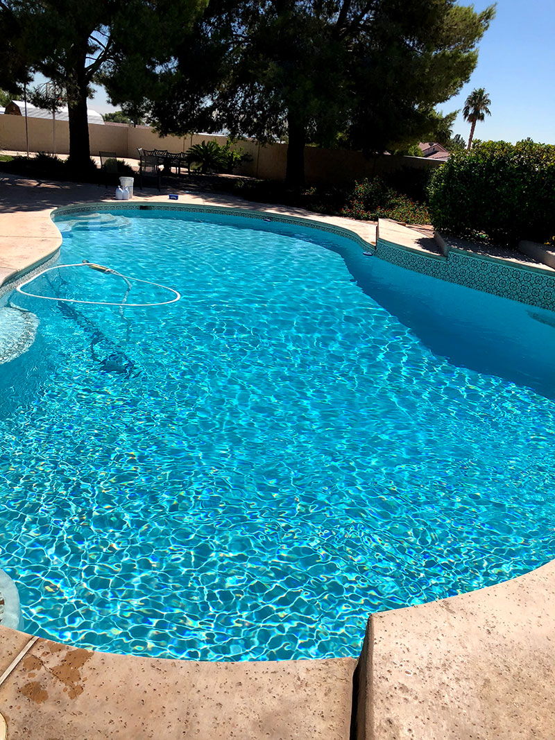Pure Water Pool Service - Portfolio 2
