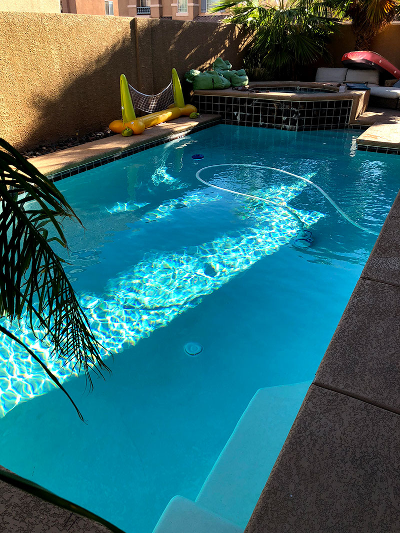 Pure Water Pool Service - Portfolio 6